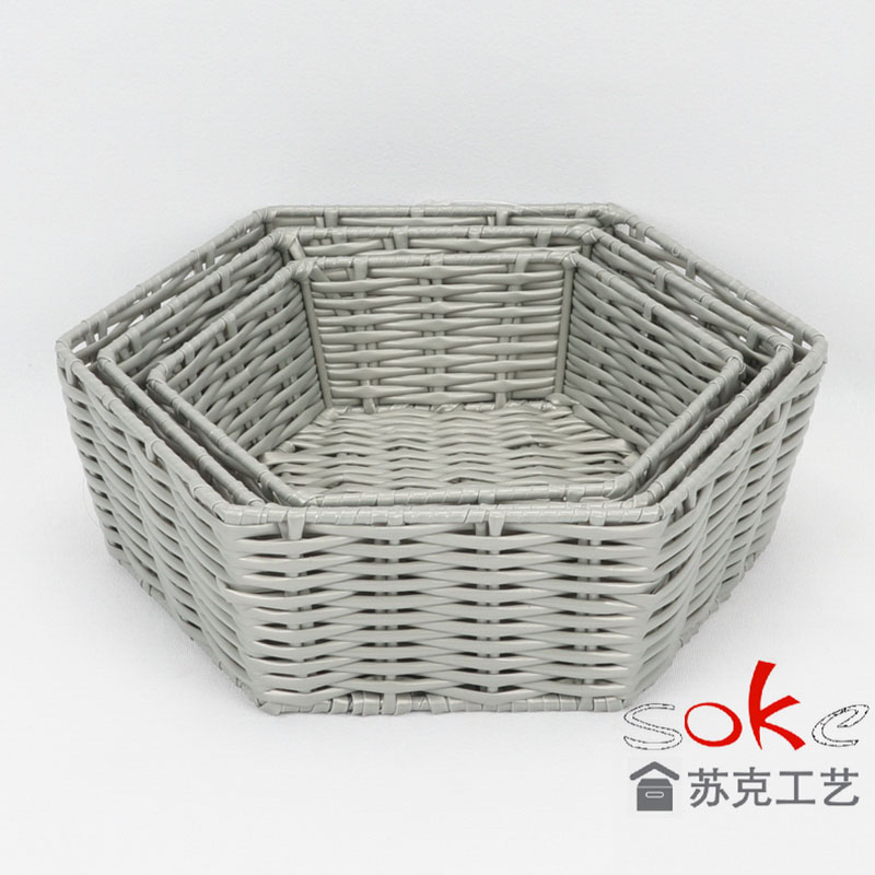 PP pipe Household Storage Bin